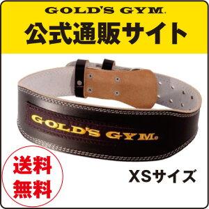 ゴールド ブラックレザーベルト トレーニング スクワット ウエイト