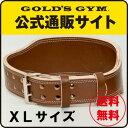 【公式】GOLD'S GYM(ゴールドジム) G3324プロレザーベルト XLサイズ