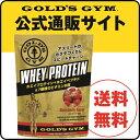 GOLD'S GYM(ゴールドジム)ホエイプロテイン ストロベリー風味720g  プロテインサプリメント プロテイン 溶けやすい 健康食品 たんぱく質 タンパク質 筋力 ホエイ golds gold ビタミン ペプチド アミノ酸 BCAA bcaa WPI wpi