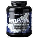 吸収速度・消化の良さ・品質・フレーバーなど細部までこだわったプレミアムなプロテイン。HALEO(ハレオスポーツ)ISOCORE(アイソコア)2kg ノンフレーバー