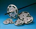 【Φ28mm高品質バーベルプレート】IVANKO(イヴァンコ社製スタンダードペイントプレート 5kg IBPEZ-5