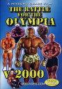DVD 120分・英語版※日本語解説書なし ボディビルトレーニングDVDBattle For The Olympia2000オリンピアへの道2000