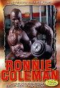 DVD 60分 英語版※日本語解説書なし ボディビルトレーニングDVDロニー・コールマンA Film of Ronnie Coleman
