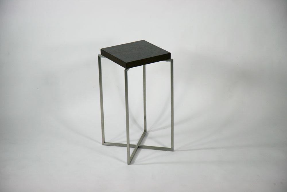 送料無料■新品■サイドテーブル 花台■ダークエンジ■T25■Sサイズ  ソファやチェアのサイドテーブルとして大人気!