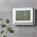 デジタルカレンダークロック 60個セット販売 カレンダー機能付き大画面クロック
