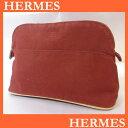 【中古】【エルメス】【HERMES】 レディース ポーチ ボリード 25 小物 コスメ 赤系 バッグ ha