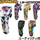 LOUDMOUTH ラウドマウス ユーティリティ用ヘッドカバー LM-HC0006/UT