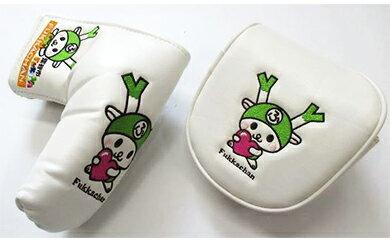 ふっかちゃんパターカバーピンタイプ or マレットタイプマグネット式...:golf-fukaya:10000546
