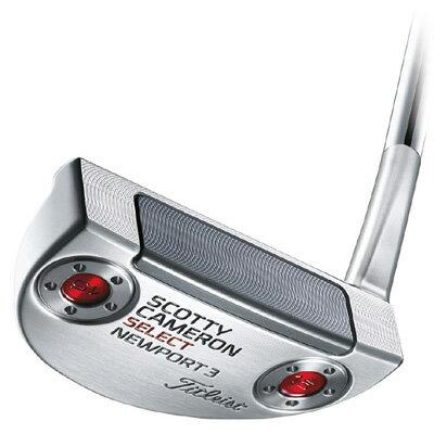 【】【US】スコッティキャメロンニューポート334インチ でキャメロンのパターを買うならゴルフ&バラエティふかや