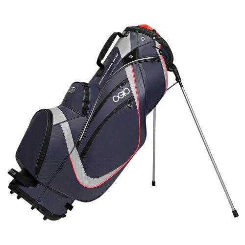 オジオ/OGIOスタンドバッグ/9.5型125046J6 blueberryカラフルネームプレート付 オジオのキャディバッグならゴルフ&バラエティふかや
