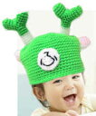 これは可愛い〜 ふっかちゃんになる手編みニット帽サイズは2種類