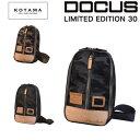 ドゥーカス DOCUS メンズゴルフ 日本製 ボディバッグ ...