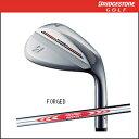 ショッピングブリヂストン ブリヂストンゴルフ BRIDGESTONE GOLF ゴルフクラブ FORGED ウェッジ シルバー NS PRO MODUS3 TOUR120シャフト