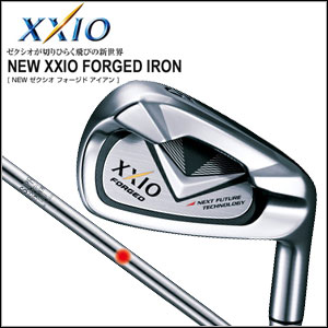 XXIO FORGED irons electric car # 3, # 4, AW, SW N.S.PRO950GH D.S.T steel shaft
