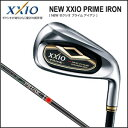 [2013 model] five XXIO PRIME [] iron #6-PW set SP -700