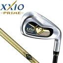 ショッピングゼクシオ ダンロップ DUNLOP メンズ ゴルフクラブ NEW XXIO PRIME アイアン ゼクシオプライムアイアン 4本セット #7-#9,Pw SP-900