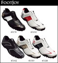 [model latest for 2,012 years] FOOTJOY [foot Joey] men golf shoes EXL spikes reply
