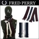 フレッドペリー FRED PERRY COLLEGE STRIPE SCARF カレッジ ストライプ スカーフ マフラー