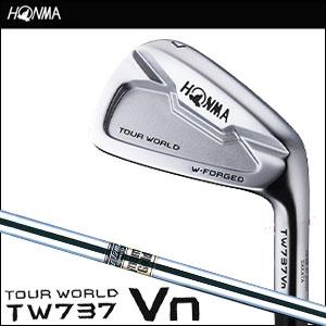 【ポイント10倍!】本間ゴルフ HONMA GOLF メンズ アイアン TOUR WORLD TW737 Vn IRON 6本セット #5-#10 DGS200ャフト 2016 【送料無料】2016年