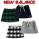 ニューバランス ゴルフ スカート NEW BALANCE G...