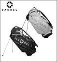 【お取り寄せ】【2016年モデル】BANDEL【バンデル】メンズゴルフ スタンドバッグ