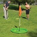 アプローチ、スイング感覚育成にオールモストゴルフゴルフ練習★どこでもGOLFセット★P3ボール(10個付)【RCP】