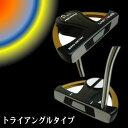 パワービルトPOWERBILT、ゴルフクラブパワービルトマレットタイプパタースパージアンCS2【右用】