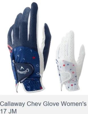 キャロウェイ シェブ グローブ ウィメンズ 17 JM Callaway Chev Glove Women's 17 JM 2017モデル