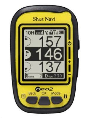 ショットナビ ネオ 2 SHOT NABI GPS ゴルフナビ 2017モデル ショットナビGPSゴルフナビ2017NEWモデル