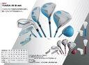 WILSON ウィルソン TIARA IS 8 set レディース ゴルフクラブセット 2015モデル