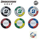 ブリヂストン GAG403 ツイン ペア コイン マーカー BRIDGESTONE【メール便に変更できます】【あす楽対応】