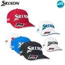 2017 SRIXON スリクソン TOUR STAFF CAP キャップ 帽子 USモデル 【メール便不可】【あす楽対応】