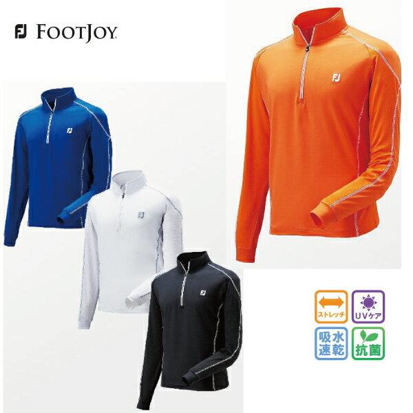 60%OFFFootJoyフットジョイスポーツプルオーバーメンズゴルフウエアゴルフゴルフウェア抗菌防