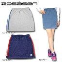 【半額以下】ロサーセン レディース スカート ミニスカート C/Nニットスカート 045-77240 ゴルフスカート ゴルフウェア Rosasen