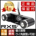 キュアパターがパターランキング1,2位独占  キュア パター RX5J 日本専用モデル  キュアパター  ゴルフ  cure putter  センターシャフト