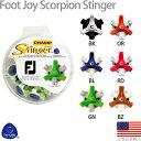 チャンプ CHAMP フットジョイ スコーピオン スティンガー3 (FootJoy SCORPION Stinger3) TRI-LOK(18個入) スパイク鋲...