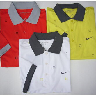 Sale! Nike dry fit 4 dots all over print SS Polo 383458