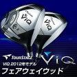 ショッピング2012 【緊急値下げ!税込9,800円】ツアーステージ ViQ メンズ フェアウェイウッド 2012年モデル ブリヂストン TOURSTAGE V-iQ BRIDGESTONE【在庫スペック限定】