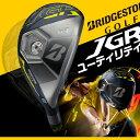 ブリヂストン JGR ユーティリティー HY 高初速による飛距離アップを実現 Tour AD J16-
