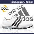 【送料無料】adidas pure 360 ltd boa メンズ ゴルフシューズ 本体独立構造の360WRAPで足全体のホールド感アップ! アディダス ボア