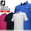 【2017年新作】 Footjoy フラップ ポロシャツ 8...