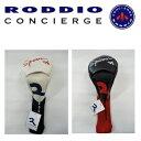 RODDIO 【Spoon / FW#3】HEAD COVER ロッディオ スプーン用ヘッドカバー
