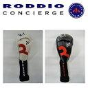 RODDIO 【UT / 21°】HEAD COVER ロッディオ ユーティリティ用ヘッドカバー