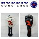 RODDIO 【UT / 24°】HEAD COVER ロッディオ ユーティリティ用ヘッドカバー