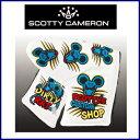 【送料無料】Scotty Cameron Custom shop Dirty Rat Mallet White スコッティキャメロン カスタムショップ ダーティーラット マレット ホワイト パターカバー