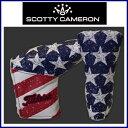 【送料無料】Scotty Cameron 2016 RYDER CUP LIMITED PUTTER Head Cover スコッティキャメロン ライダーカップ...