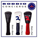 RODDIO 【Driver】 HEAD COVER ロッディオ ドライバー用ヘッドカバー