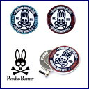Psycho Bunny サイコバニー EST.マーカー【PBMG 6FM1】