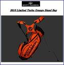 【送料無料】SCOTTY CAMERON 2016 LIMITED Turbo Orange Stand Bagスコッティキャメロン 2016 限定 ターボオレ...