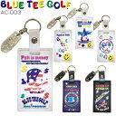 ブルーティーゴルフ ゴルフ格言 2WAY ホルダー AC-003